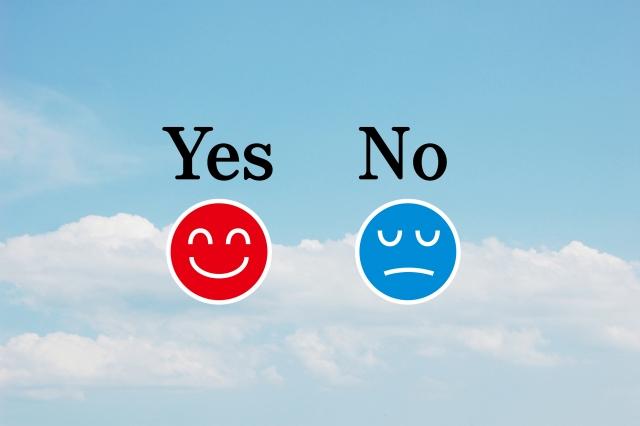 yes/noアイコン